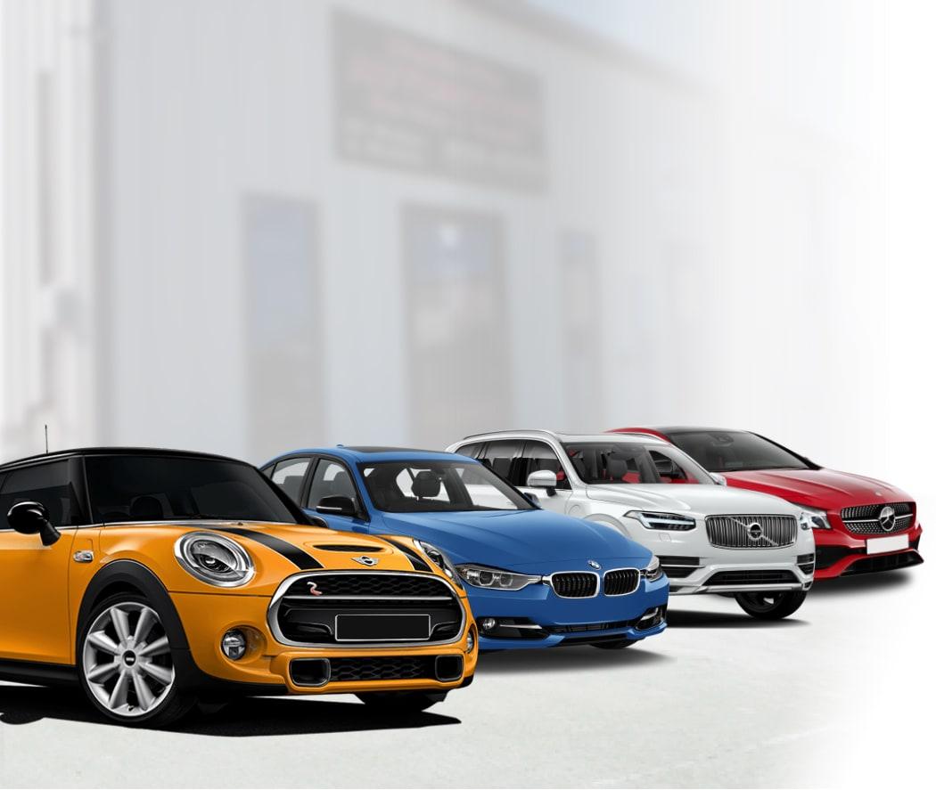 Huntsville Automotive inc.